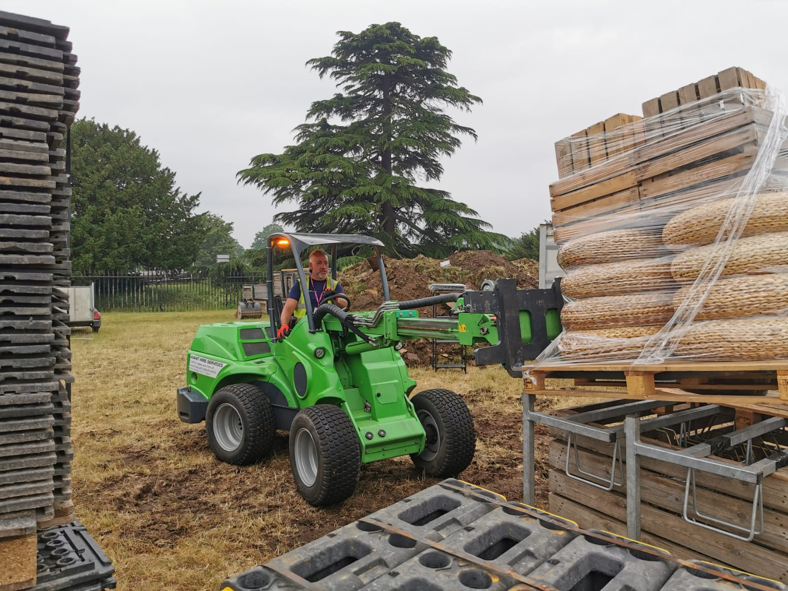 London Crew Forklift Drivers